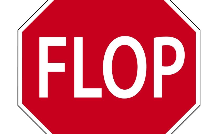 FLOP 5 del mese diMarzo!